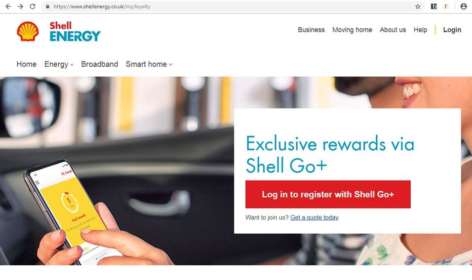 As A Shell Energy Customer How Do I Get My Partner Saving From